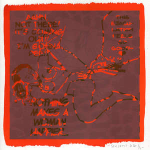 Image 154 - Small-Paper-Shakti-Yoni-2020-White-BFK-Rives, JP Sergent