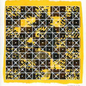 Image 146 - Small-Paper-Shakti-Yoni-2020-White-BFK-Rives, JP Sergent
