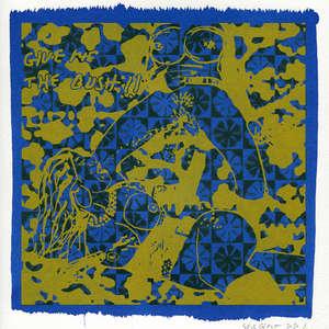 Image 147 - Small-Paper-Shakti-Yoni-2020-White-BFK-Rives, JP Sergent