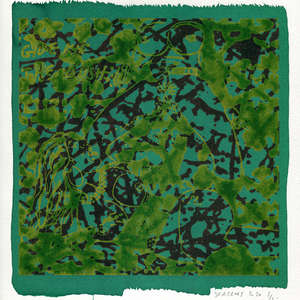 Image 138 - Small-Paper-Shakti-Yoni-2020-White-BFK-Rives, JP Sergent
