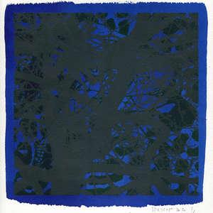 Image 137 - Small-Paper-Shakti-Yoni-2020-White-BFK-Rives, JP Sergent