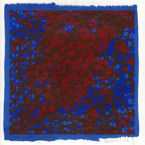 Image 121 - Small-Paper-Shakti-Yoni-2020-White-BFK-Rives, JP Sergent