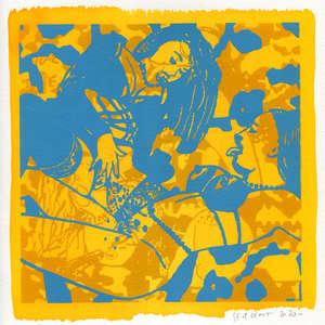 Image 198 - Small-Paper-Shakti-Yoni-2020-White-BFK-Rives, JP Sergent