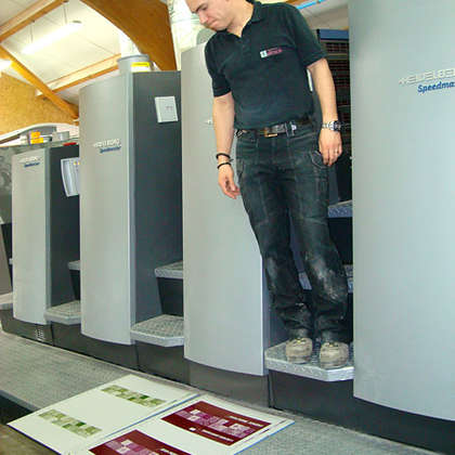 Image 8 - zExpo Mulhouse 2011 Imprimerie, JP Sergent