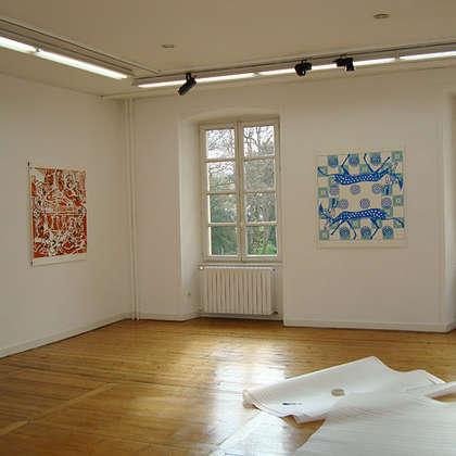 Image 8 - zExpo Mulhouse 2011 Installation, JP Sergent