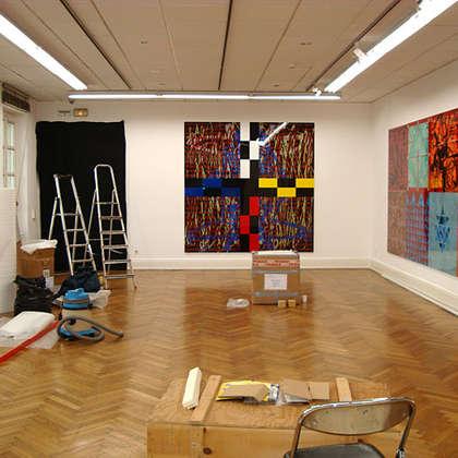 Image 6 - zExpo Mulhouse 2011 Installation, JP Sergent