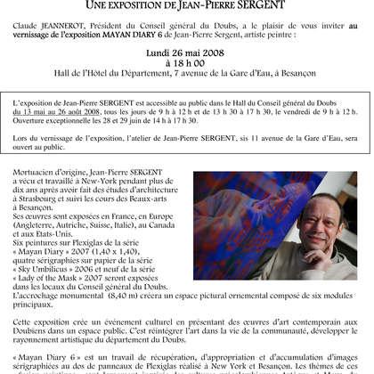 Image 3 - zExpositions diverses France, JP Sergent