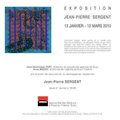 Image 14 - zExpositions diverses France, JP Sergent