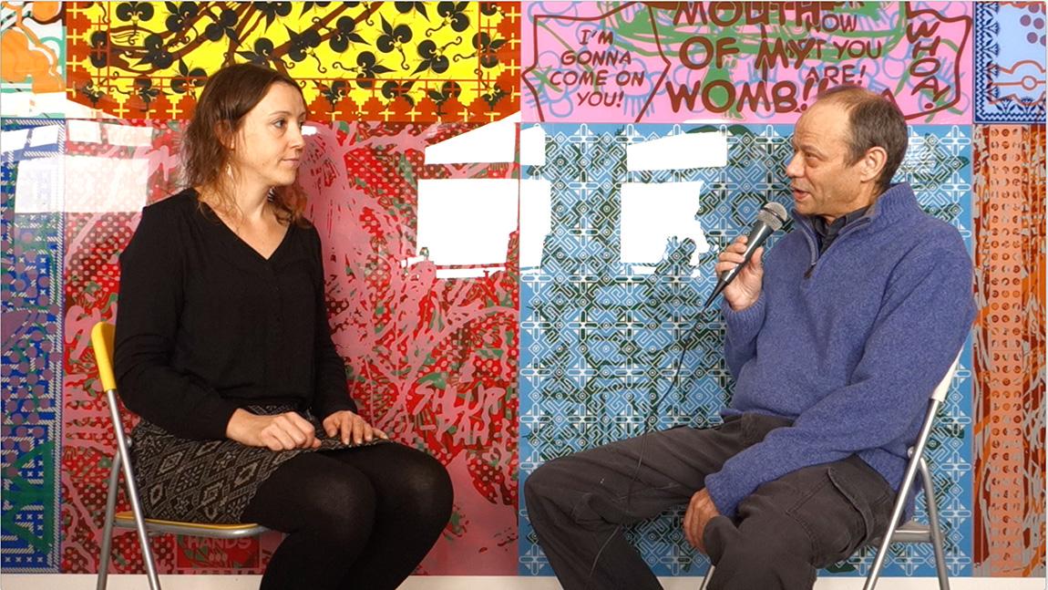 INTERVIEW JEAN-PIERRE SERGENT AVEC MÉLANIE ABOT 1/3 : LA DÉMARCHE ARTISTIQUE